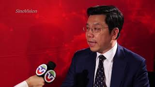 Carlos Creus Moreira and Kai-Fu Lee Interview with Sinovision on Cybersecurity and IoT in China