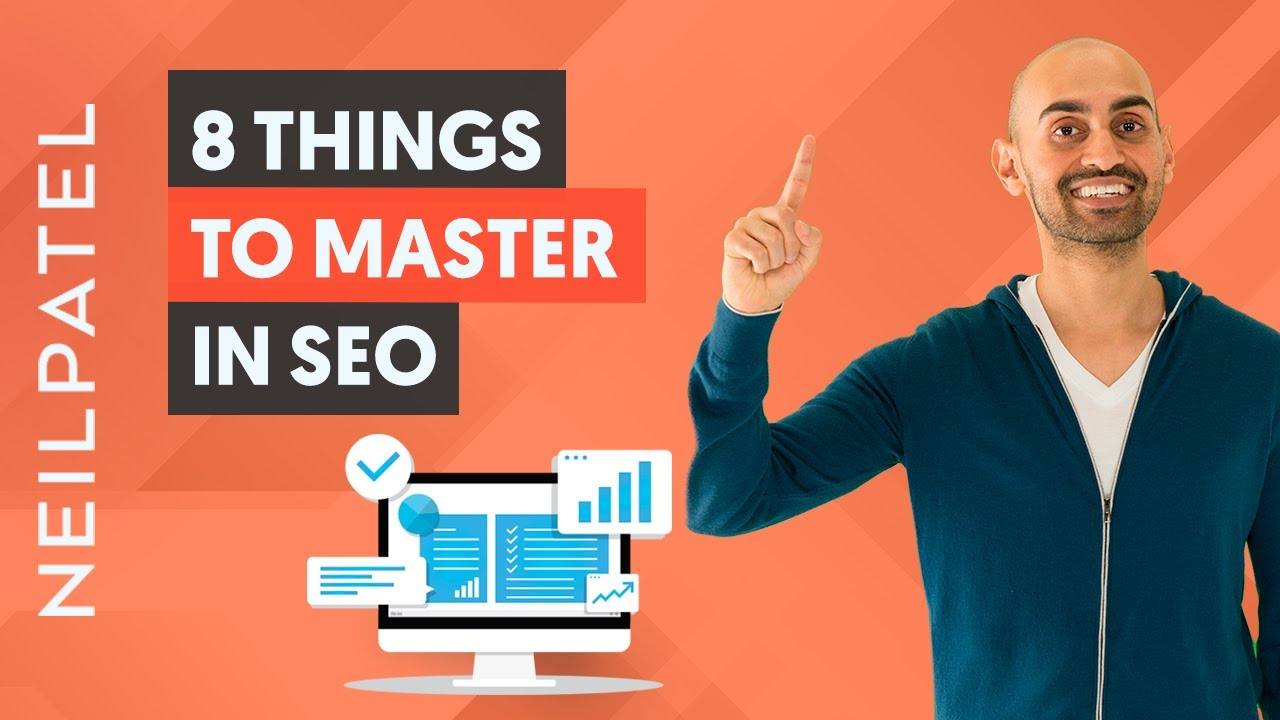 8 Things to Master in SEO