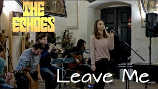 Video The Echoes - Leave Me (Neurotic Machinery cover)