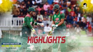 Highlights Windies Vs Bangladesh || 2nd Match || ODI Series || Tri-Series 2019