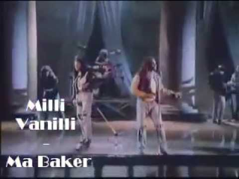 Milli Vanilli - Ma Baker (Video) [Fan-Made Music Video]