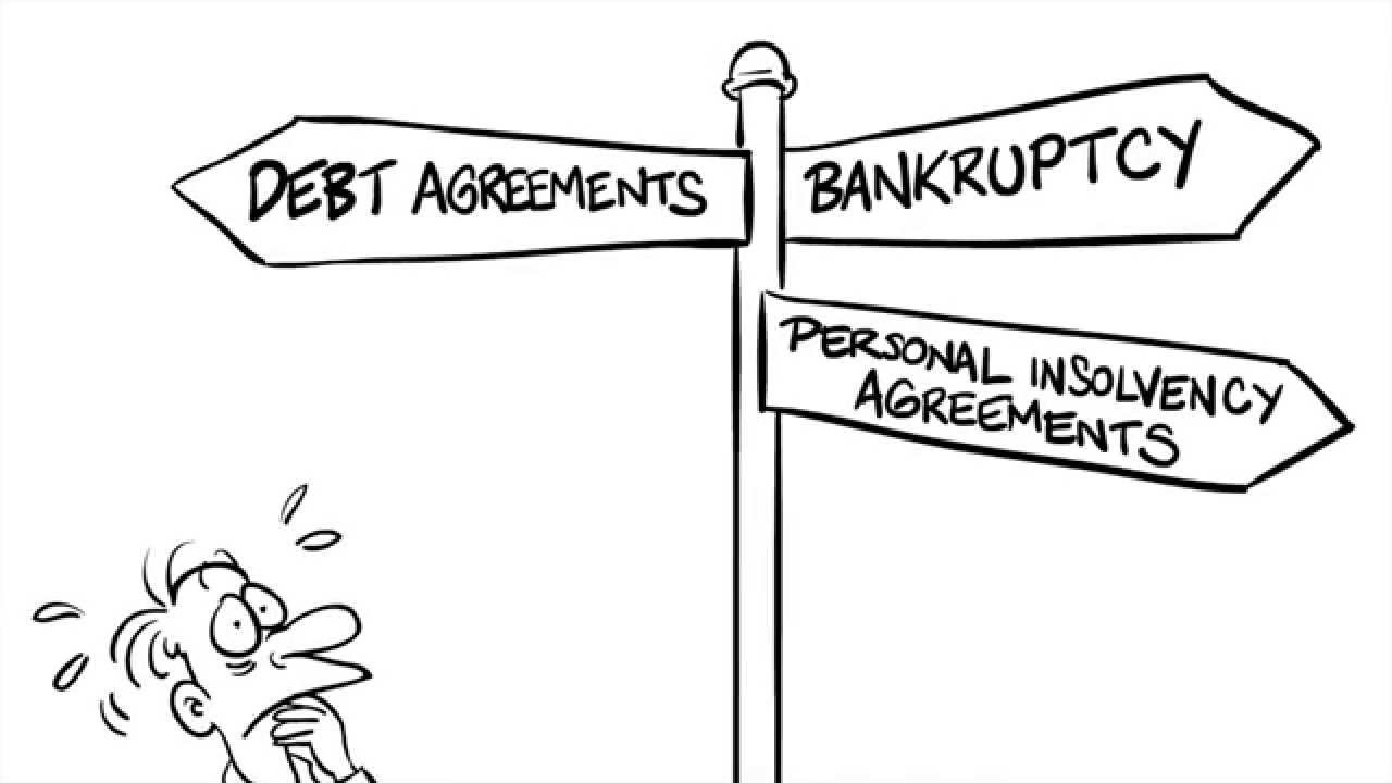 Video thumbnail image for: Dealing with unmanageable debt