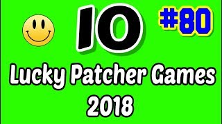 Top 20 Best Games To Hack Using Lucky Patcher [NO ROOT] Part