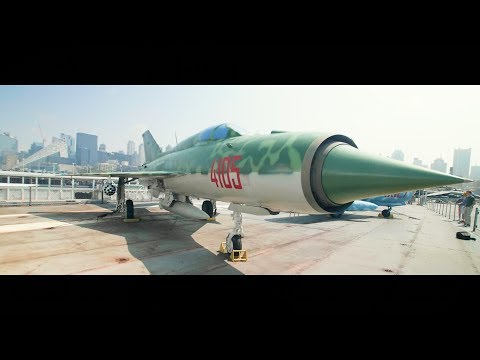 Aircraft of the Month: MiG 21