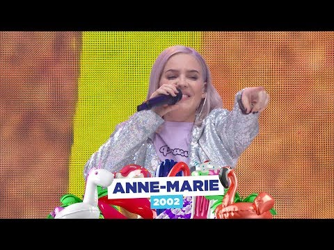 Anne-Marie - '2002' (live at Capital's Summertime Ball 2018)