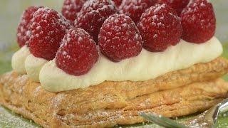 Puff Pastry Tarts Recipe Demonstration – Joyofbaking.com