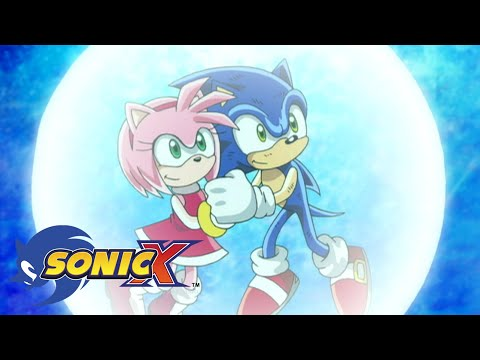SONIC X Ep76 - The Light in the Darkness