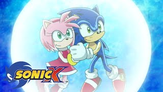 [OFFICIAL] SONIC X Ep76 - The Light in the Darkness