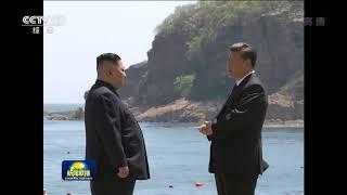 習近平同朝鮮勞動黨委員長金正恩在大連舉行會晤