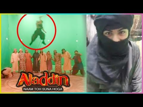 Siddharth Nigam And Avneet Kaur DEADLY Action Scen
