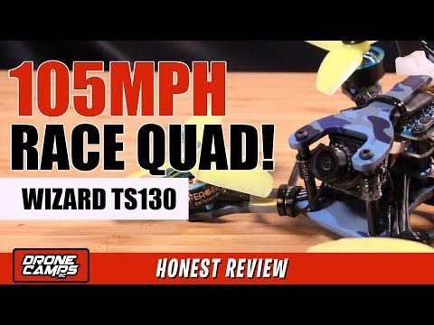 105mph-3-race-quad--eachine-wizard-ts130--honest-review-setup--flights