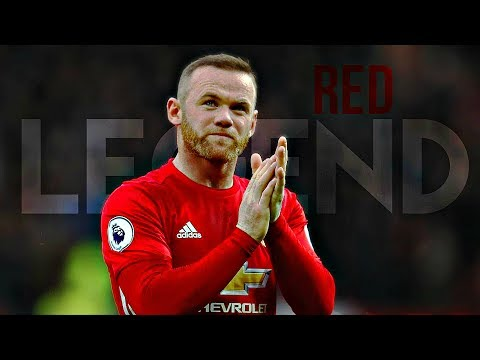 Wayne Rooney ● RED LEGEND ● Best Assists , Skills & Goals EVER