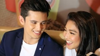 JaDine Shares Experience Shooting TIMY's Kissing Scenes
