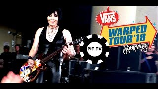 Joan Jett And The Blackhearts- Light Of Day (live 2018 Vans Warped Tour)