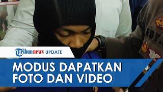 Terungkap Modus Mahasiswa Berhasil Dapatkan Belasan Foto dan Video Bugil Siswa SMP di Lampung