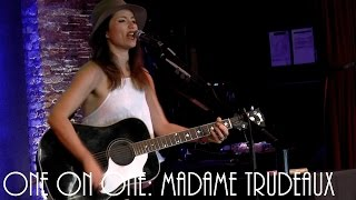 ONE ON ONE: KT Tunstall - Madame Trudeaux August 19th, 2015 City Winery New York