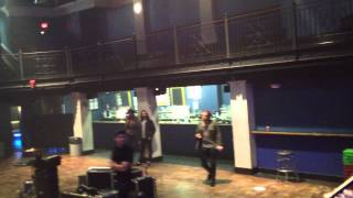 The Joy Formidable - Buoy (Live) Sound check.  9:30 Club Washington, DC