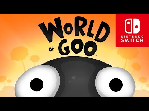World of Goo - Official Nintendo Switch Trailer thumbnail