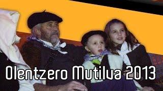 preview picture of video 'Olentzero Mutilva 2013'