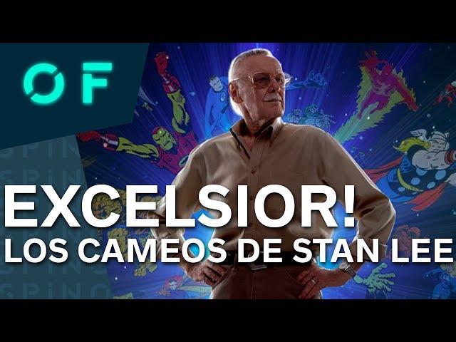 Excelsior! Los cameos de Stan Lee en el cine y la televisión