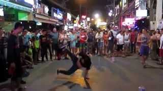 Phuket Jungceylon & Bangla Road  In Patong.