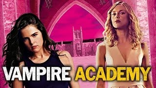 Dominic Sherwood | Vampire Academy - Bande-Annonce (VF)