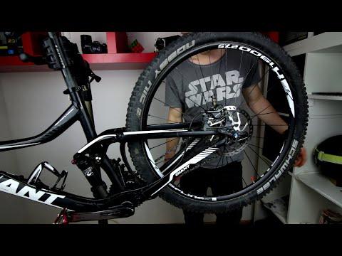 MTB Laufrad wechseln (Schritt für Schritt Anleitung)