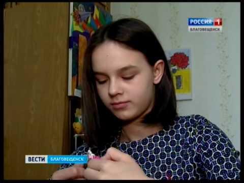 11 летнюю Таню взяли в семью прямо во время съемок сюжета