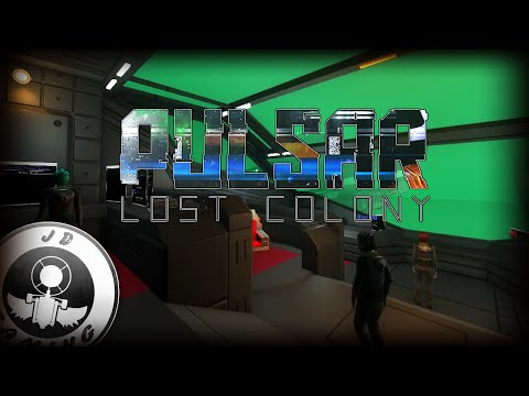 [CZ-LP] Představení hry - Pulsar: Lost Colony - Aneb Star Trek v multiplayeru?