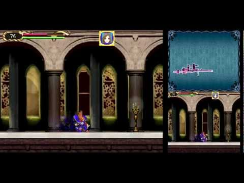 [HD] TAS NDS Castlevania: Portrait of Ruin in 04:27 by mtbRc