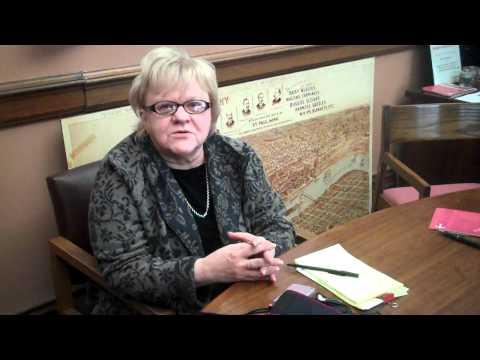 Helen Wagner loves Saint Paul!