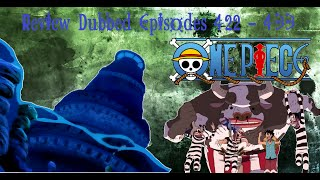 Review One Piece Dubbed Episodes 422 - 433