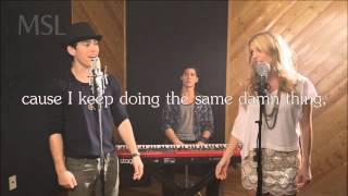 Max Schneider and Jordan Pruitt - Troublemaker Lyrics.