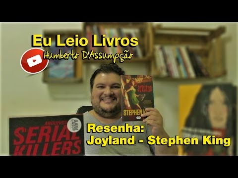 Joyland, de Stephen King - Eu Leio Livros