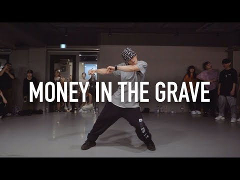 Money In The Grave -  Drake ft. Rick Ross / Shawn Choreography