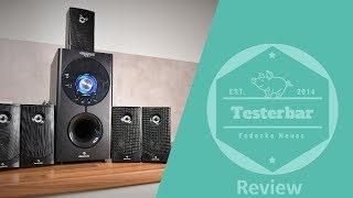 Auna Concept 620  - Gute Lautsprecher oder Elektroschrott?