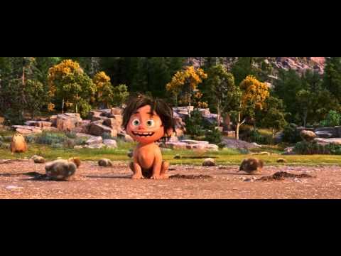 Hodn   dinosaurus   nov   trailer odhaluje p    b  h filmu