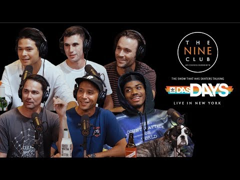 Adidas Das Days NYC | The Nine Club With Chris Roberts