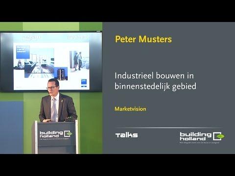 Industrieel bouwen in binnenstedelijk gebied - Peter Musters