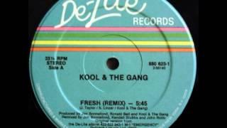 Kool & The Gang – Fresh (12''Remix)