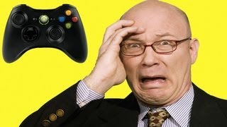 A Moron Is HORRIFIED By Video Games