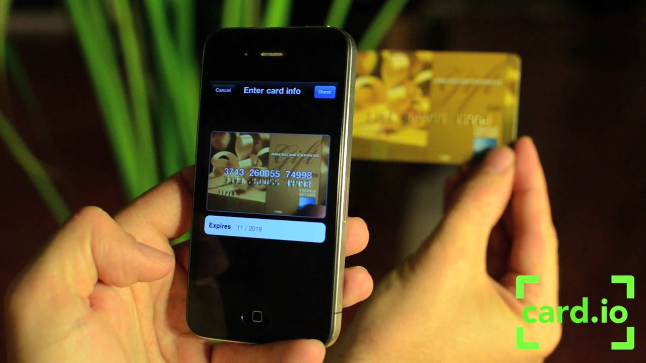 PayPal Acquires Mobile-Wallet Tech Company Card.io