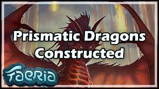 [Faeria] Prismatic Dragons Constructed