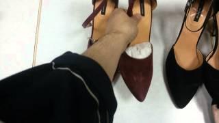 Сток обуви H&M 10.7 кг по 21 €/кг (себестоимость 11.2€/пара)