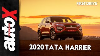 2020 Tata Harrier Video Review