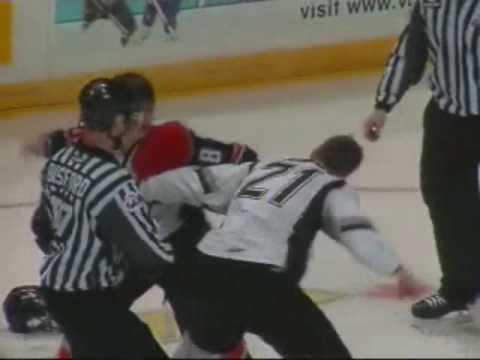 Connor Redmond vs. J.C. Lipon