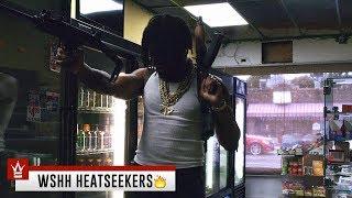 "Raz Simone ""Hurting Painters"" (WSHH Heatseekers - Official Music Video)"