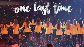SNSD - One last time FMV | nolly♥