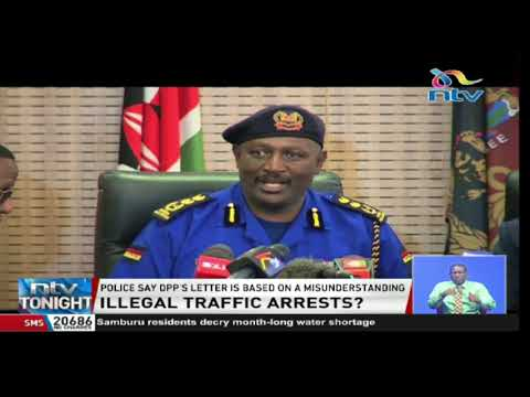 DPP proposes that traffic police officers should have body cameras