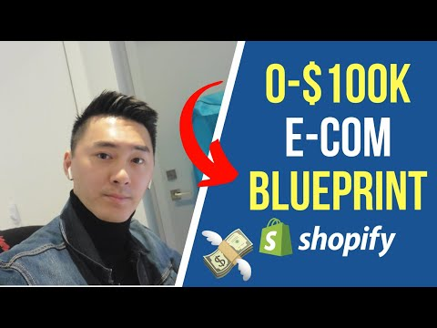 (STEP-BY-STEP) 0-$100K FULL Strategy For Dropshipping & E-commerce
